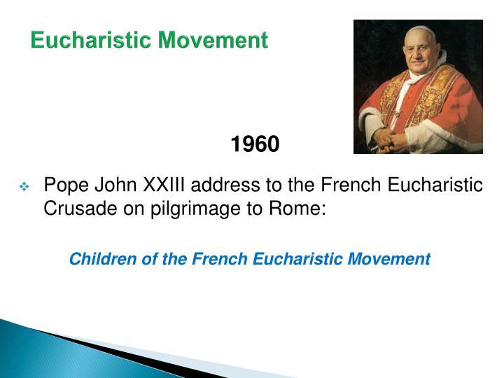 Eucharistic Movement