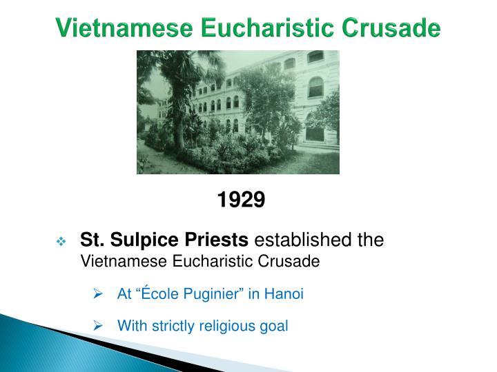 Vietnamese Eucharistic Crusade