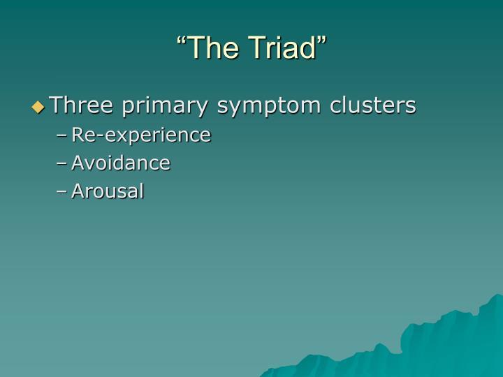 """""""The Triad"""""""