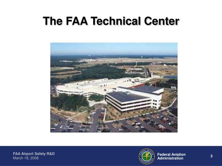 The FAA Technical Center