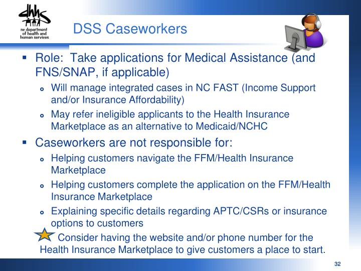 DSS Caseworkers