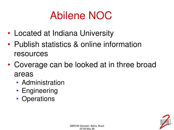 Abilene NOC