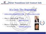 clat transitions llc contact info