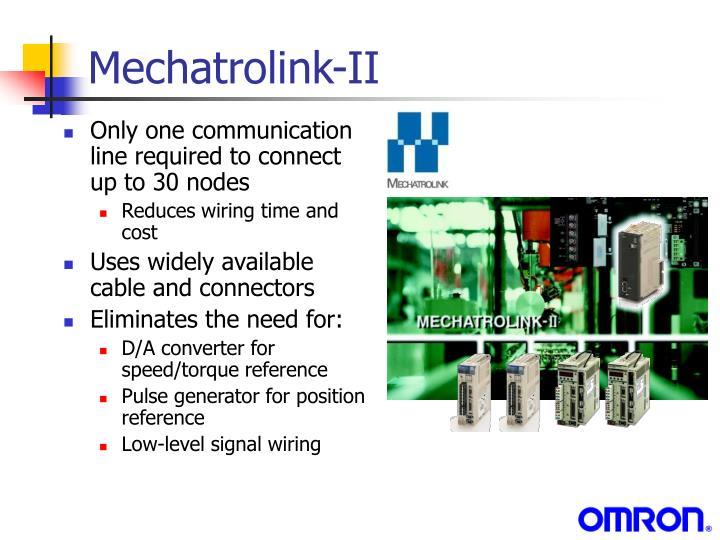 Mechatrolink-II