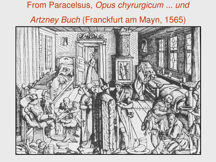 From Paracelsus,