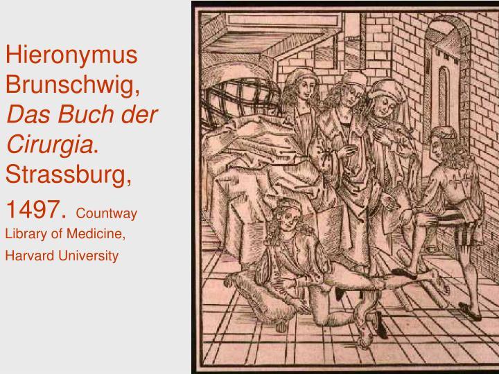Hieronymus Brunschwig,