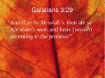 galatians 3 29