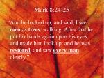 mark 8 24 25