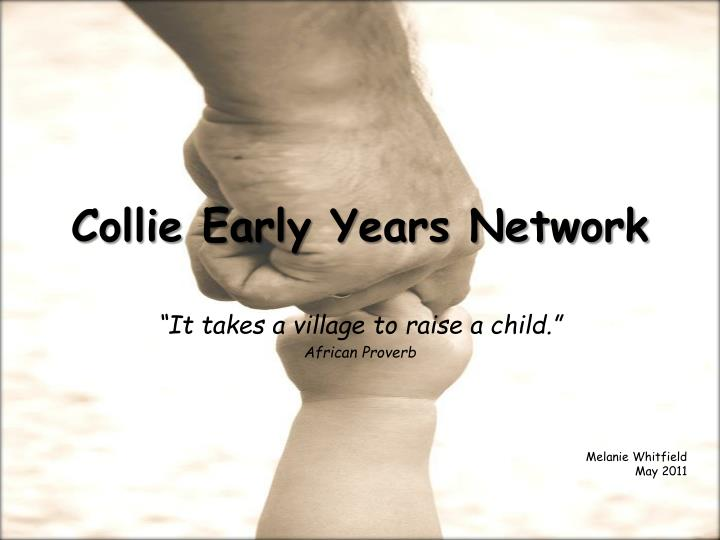 collie early years network n.