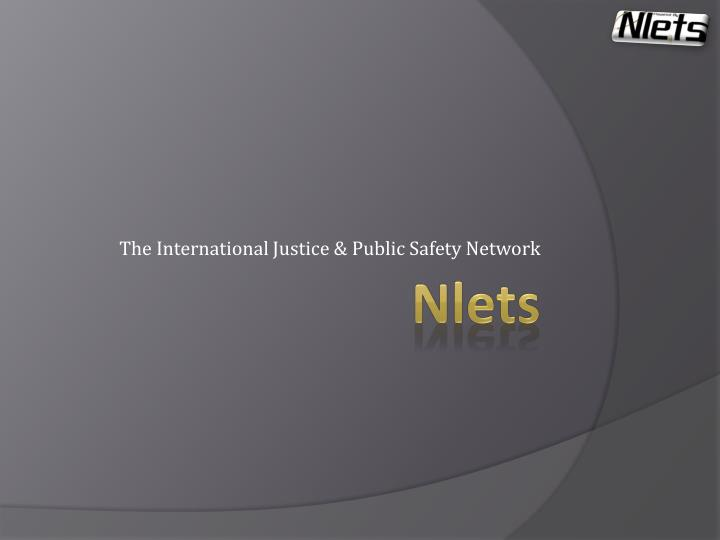 the international justice public safety network n.