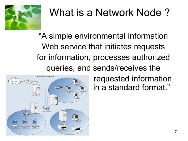 What is a Network Node ?