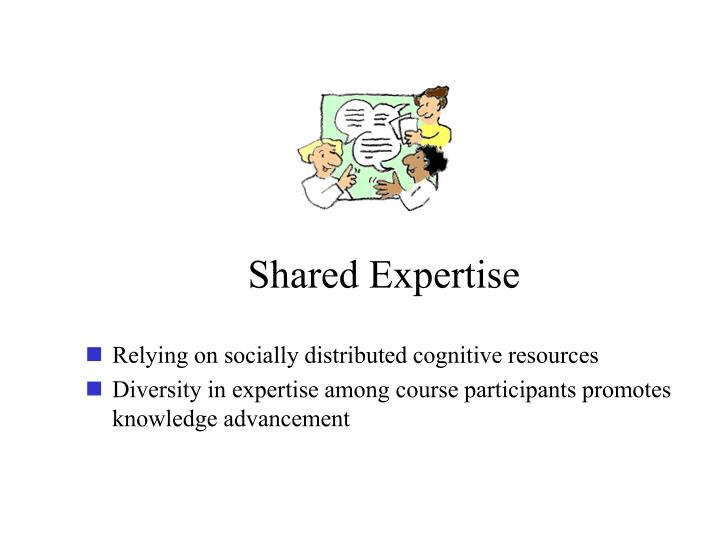 Shared Expertise