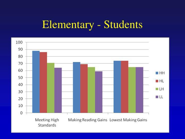 Elementary -