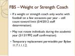fbs weight or strength coach1