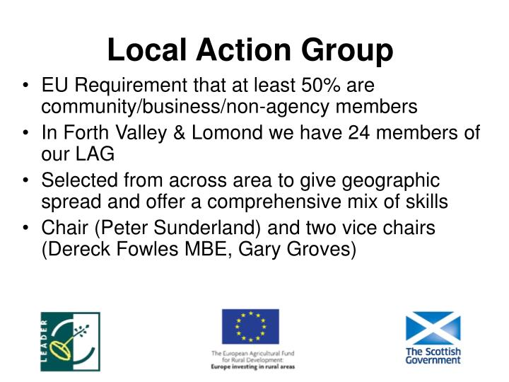 Local Action Group
