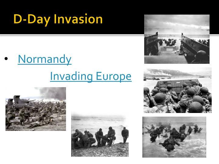 D day invasion
