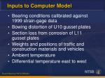 inputs to computer model2