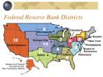 federal reserve bank districts