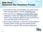 new hires retirement plan enrollment process1