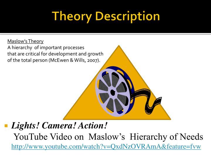 Theory Description