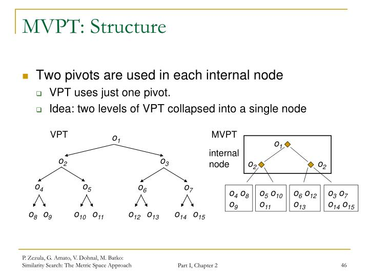 MVPT: Structure