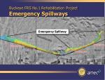 buckeye frs no 1 rehabilitation project emergency spillways
