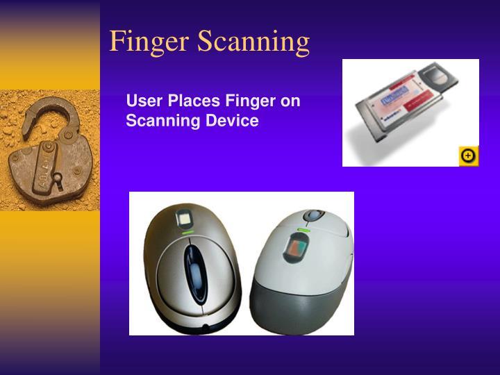 Finger Scanning