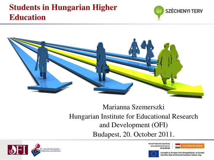 Students in hungarian higher education