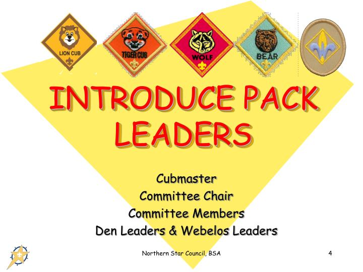 INTRODUCE PACK