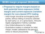 bcbs margin p roposal bcbs226