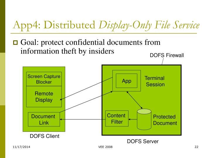 DOFS Firewall