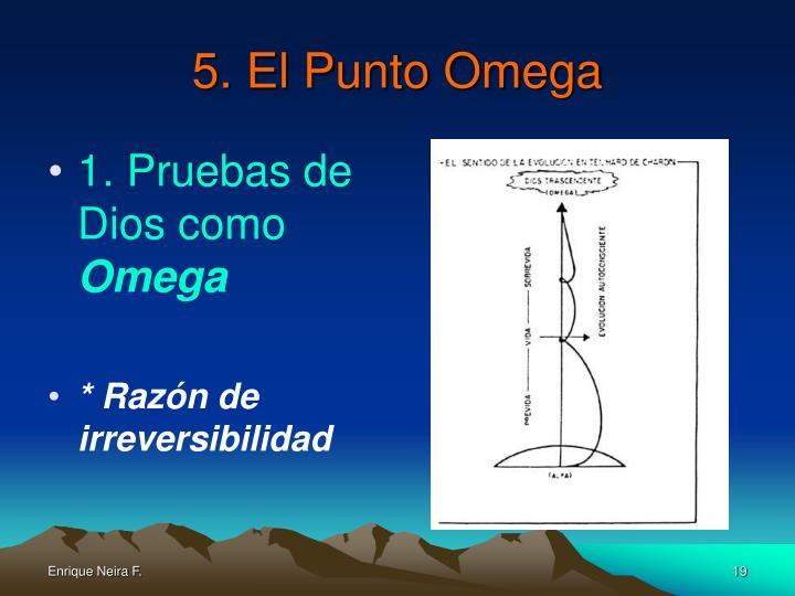 5. El Punto Omega