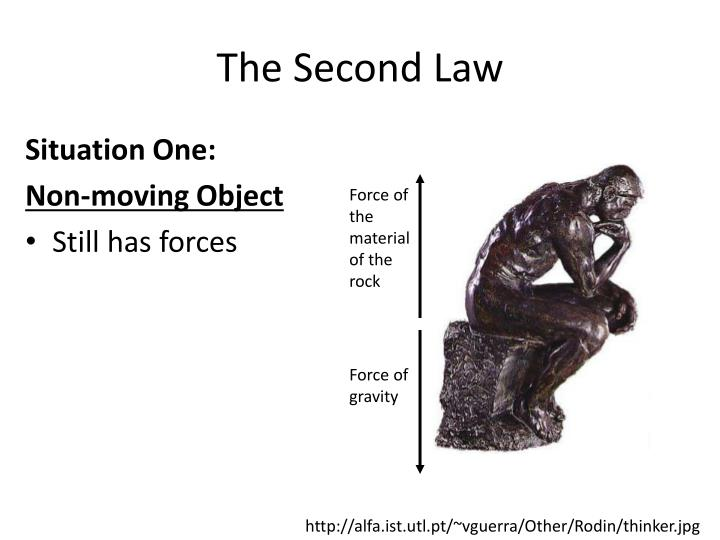 The second law1