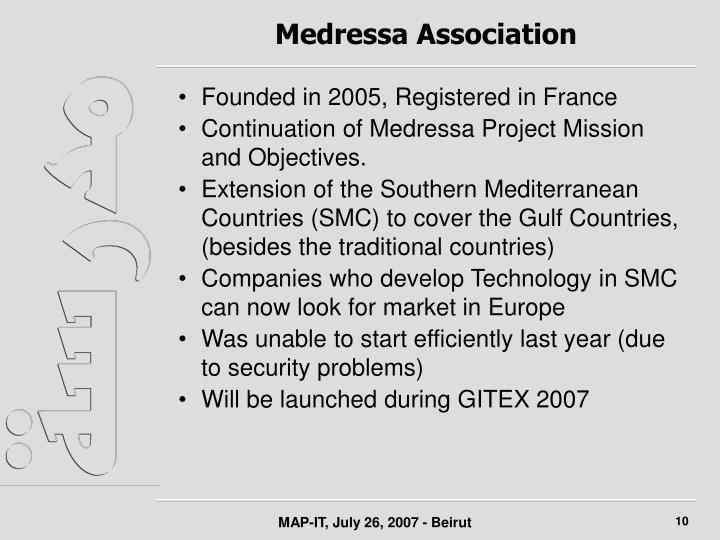 Medressa Association