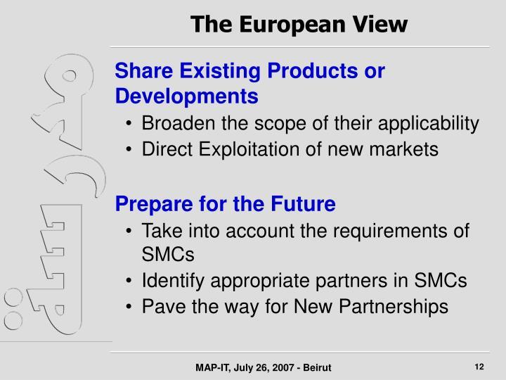The European View