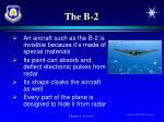 the b 2
