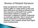 review of related literature4