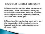 review of related literature5