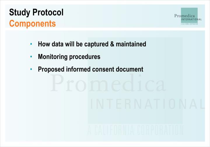 Study Protocol
