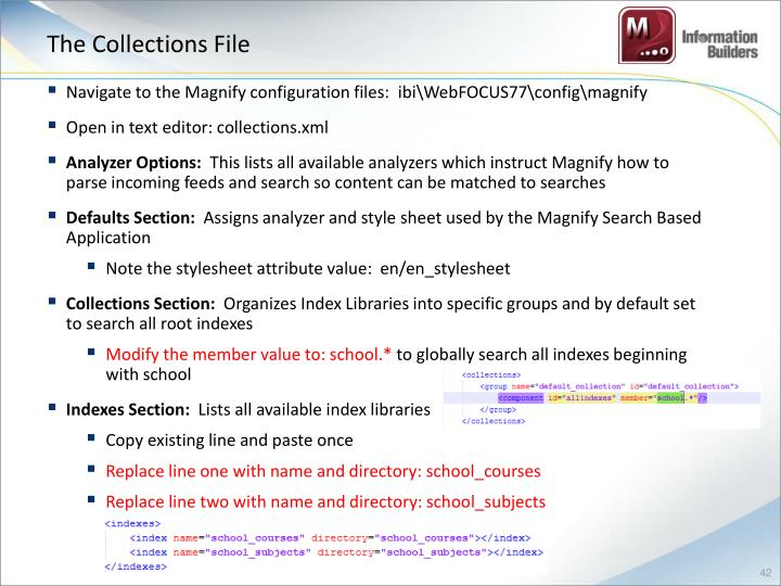 The Collections File