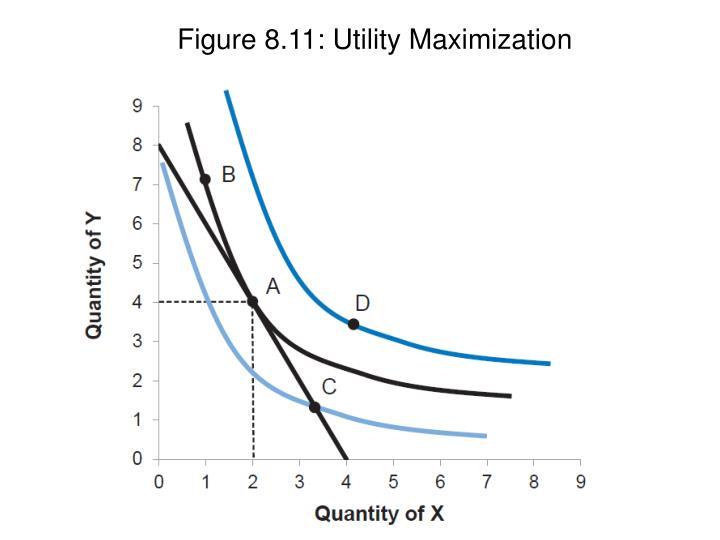 Figure 8.11: Utility Maximization