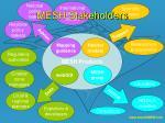 mesh stakeholders