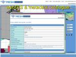 webgis metadata catalogue