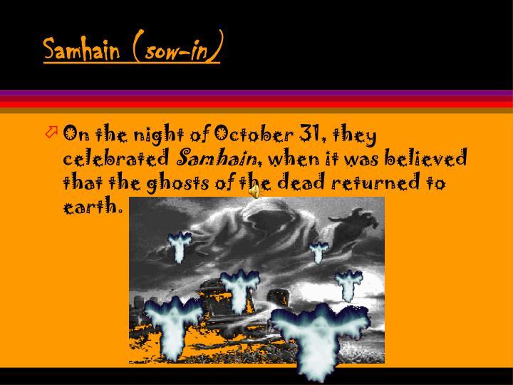 Samhain (