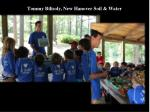 tommy bilisoly new hanover soil water