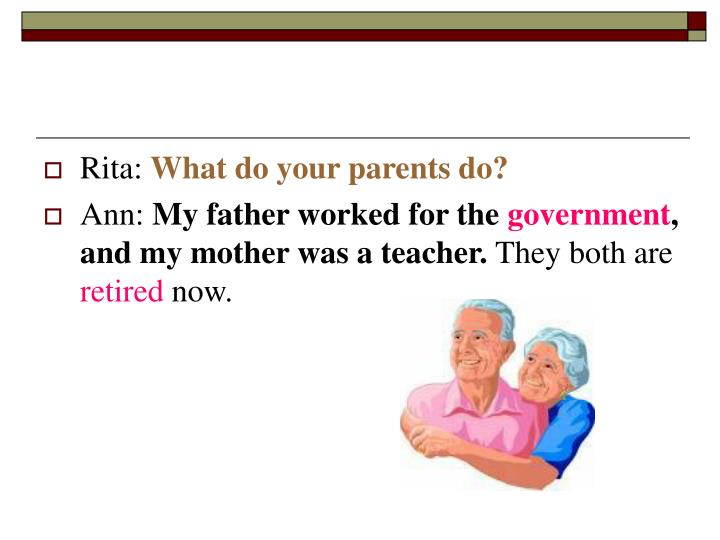 Rita:
