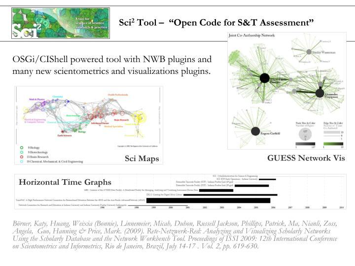 OSGi/CIShell powered tool with NWB plugins and