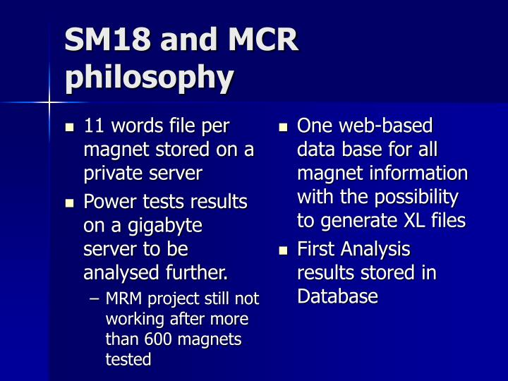 11 words file per magnet stored on a private server