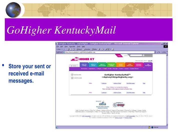GoHigher KentuckyMail