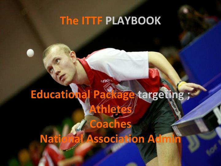 The ITTF